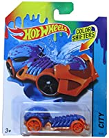 2015 Hot Wheels Color Shifters 18/48 Skull Crusher