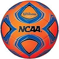 ウィルソンNCAA Forte Fybridボール – ネオンオレンジ/ブルー