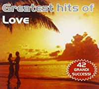 Audio Cd - Greatest Hits Of Love (3 Cd) (1 CD)