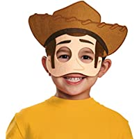 [Disguiseコスチューム]Disguise Costumes Woody Felt Mask, Toddler DIS84733 [並行輸入品]