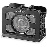 SmallRig Sony RX06専用ケージ DSLR 装備 拡張カメラケージ 軽量 取付便利 耐久性 耐食性 Sony RX0対応-2106