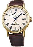 [オリエント]ORIENT 腕時計 ORIENTSTAR オリエントスター エレガントクラシック 機械式 自動巻き (手巻き付き)  ウォームホワイト WZ0321EL メンズ
