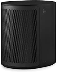 Bang & Olufsen Beoplay M3 Portable Bluetooth Speaker, Compact and Powerful Wireless Wifi Speaker, Black