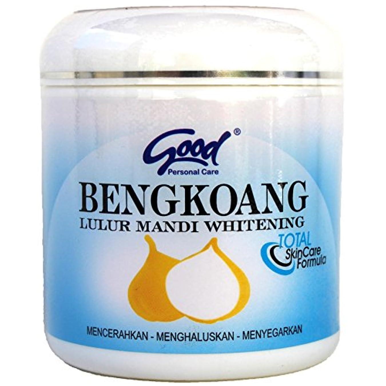 good グッド Lulur Mandi Whitening ルルール マンディ ホワイトニング BENGKOANG ブンコアン 200g / マンディルルール ボディピーリング ボディトリートメント [海外直送品]