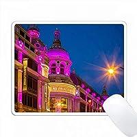 フランス、パリ、ブールバード・オスマンにあるPrintemps Department Store。 PC Mouse Pad パソコン マウスパッド
