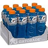 Gatorade Blue Bolt Sports Drink, 12 x 600ml