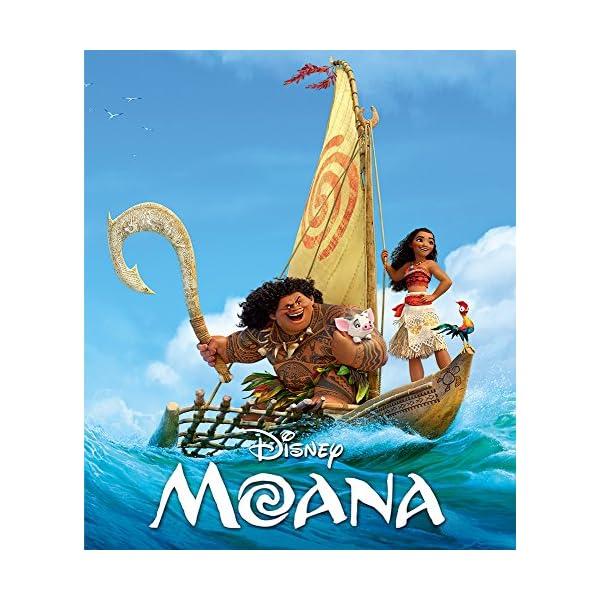 モアナと伝説の海 MovieNEX [ブルーレ...の紹介画像3