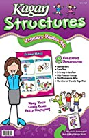 Kagan Cooperative Learning Kagan Structures Primary Poster Set 6 Posters (PKSP) [並行輸入品]