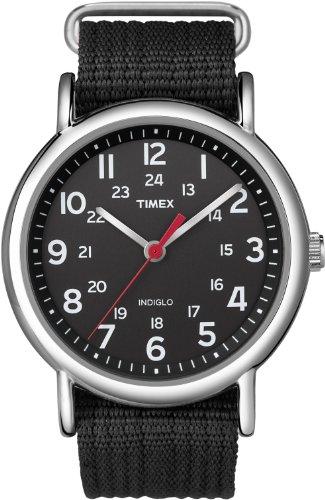 [タイメックス]TIMEX ウィークエンダー セントラルパーク ブラック×ブラック T2N647 【正規輸入品】
