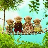 シルバニアファミリー サル ファミリー (Monkey Family) UK版 [並行輸入品]