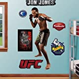 UFC Wall Decal Fighter: Jon Jones by Fathead [並行輸入品]