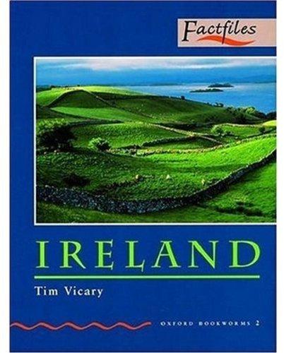 Factfiles: Ireland: 700 Headwords (Oxford Bookworms ELT)の詳細を見る