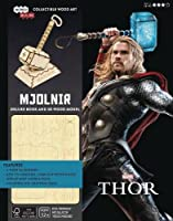 IncrediBuilds: Marvel: Thor Deluxe Book and Model Set
