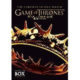 ゲーム・オブ・スローンズ 第二章:王国の激突 DVDコンプリート・ボックス