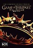 ゲーム・オブ・スローンズ 第二章:王国の激突 DVD コンプリート・ボックス[1000440131][DVD]