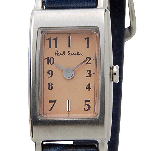 ポールスミス BB2-011-90 レディース腕時計 Little Brick リトルブリック ライトオレンジ/ネイビー Paul Smith [並行輸入品]