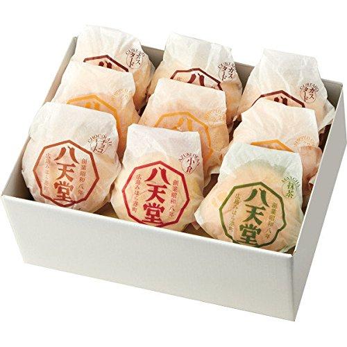 八天堂 人気商品 プレミアムフローズン くりーむパン (計9個)