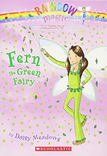 Fern the Green Fairy (Rainbow Magic: the Rainbow Fairies)の詳細を見る
