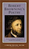 Robert Browning's Poetry (Norton Critical Editions) by Robert Browning(2007-01-02)