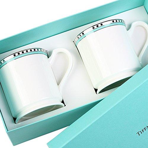 【正規紙袋付き】 ティファニー TIFFANY&Co マグカッ...