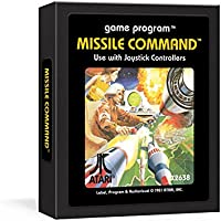 Missile Command: The Atari 2600 Game Journal (Journals)