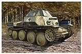 ドラゴン 1/35 第二次世界大戦 ドイツ軍38t 偵察戦車 2cm Kw.K.38砲搭載型 プラモデル DR6890
