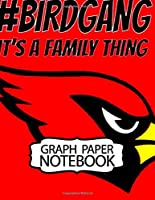 Notebook: American Football Club Arizona Cardinals Team Phoenix Professional Taking Notes, Notebook Workbook For School Teens & Children Writing, Journal, Diary Teenage Graph Paper Composition Notebook, Journal, Diary • One Subject • 110 Pages