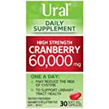 Ural High Strength Cranberry 60000mg 30 Capsules