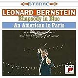ガーシュウィン:ラプソディ・イン・ブルー、パリのアメリカ人、グローフェ:グランド・キャニオン(期間生産限定盤) - レナード・バーンスタイン