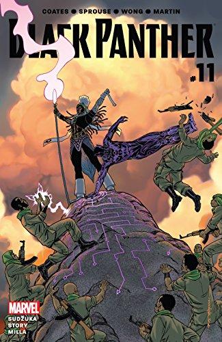 Black Panther (2016-) #11の詳細を見る