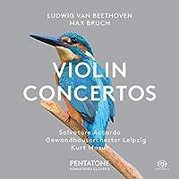 Beethoven/Bruch: Violin Concer