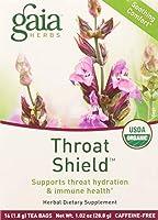 ????? Throat Shield Tea, 20 BAGS