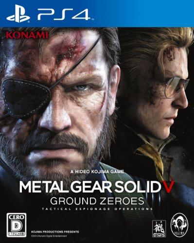 メタルギアソリッドV グラウンド・ゼロズ 通常版 - PS4の詳細を見る