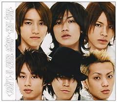 KAT-TUN「DON'T U EVER STOP」のジャケット画像