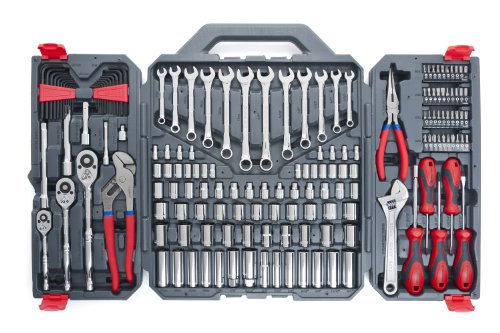 Crescent CTK170CMP2 Mechanics Tool Set, 170-Piece by Crescent [並行輸入品]