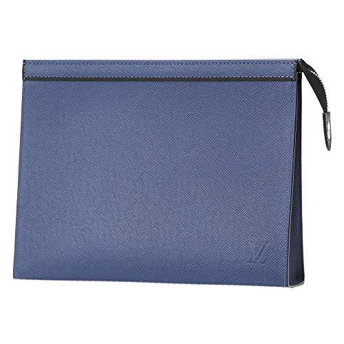 ルイヴィトン(Louis Vuitton) クラッチ・セカンドバッグ M30575 タイガ ブルー 青 [並行輸入品]