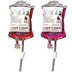 【10個パック】点滴ドリンク/点滴ジュース 輸血パックタイプ