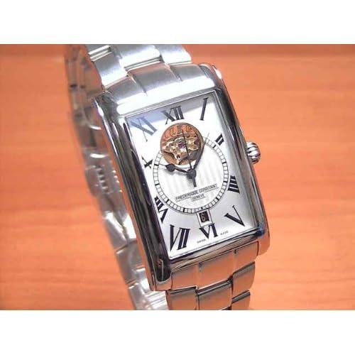 [フレデリック・コンスタント]FREDERIQUE CONSTANT 腕時計 カレ ハートビート&デイト オートマチック 315MS4C26B