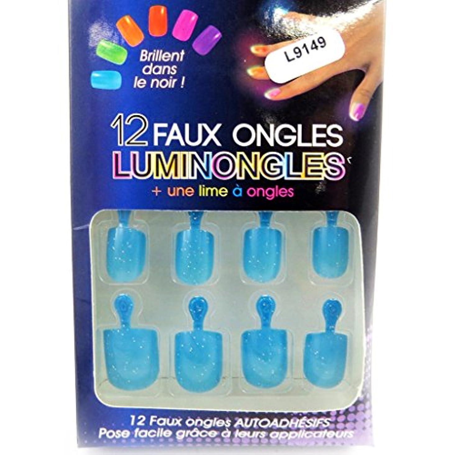 債務者不完全な不正確[リリーの宝 (Les Tresors De Lily)] (Luminongles コレクション) [L9149] アクリルスカルプチュア ブルー