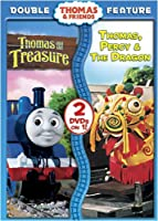Thomas & Treasure / Percy & The Dragon [DVD] [Import]