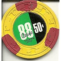 $ .50 88カジノStockton CaliforniaカジノチップObsolete