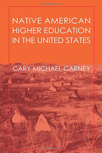 Download Native American Higher Education in the United States 1412806860