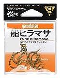 がまかつ(Gamakatsu) 船ヒラマサ フック 金 16号 釣り針