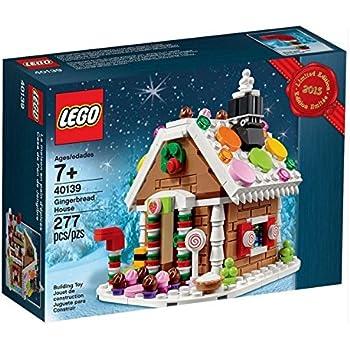 LEGO ジンジャーブレッドハウス お菓子の家 #40139