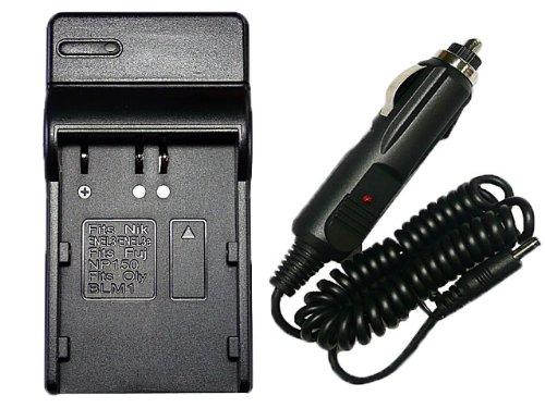 【充電器(コンパクトタイプ)】 【 BC-150 互換 】 フジフィルム NP-150 / MINOLTA NP-400 対応 FinePix S5 Pro 対応