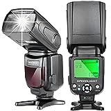 Neewer NW-561ストロボ Canon Nikon ホットシュー搭載のデジタル一眼レフに対応【並行輸入品】