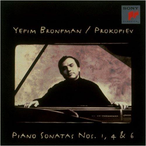 プロコフィエフ:ピアノソナタ第1,4,6番