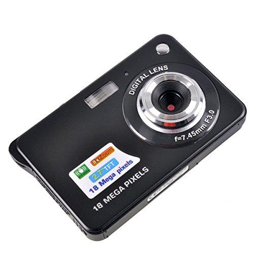 PowerLead 2.7インチTFT LCD HDミニデジタルカメラ