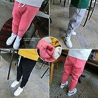 韓国風 秋冬服 男女 小中児童 赤ちゃん ズボン ポケット スウェットパンツ 何でも似合