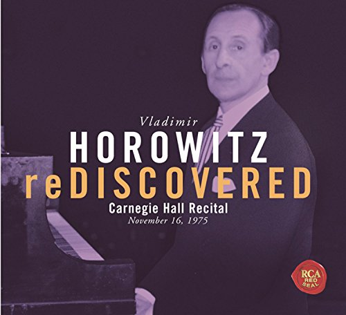 Horowitz Rediscovered (Dig)の詳細を見る